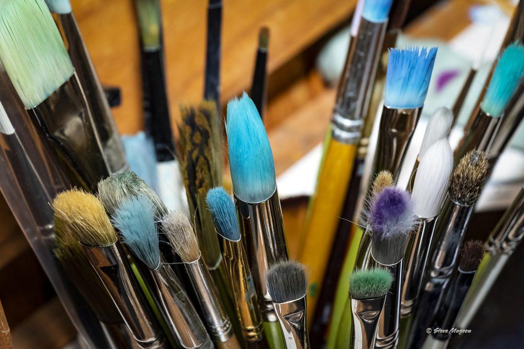 ALFB-Brushes